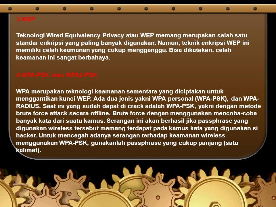 3.WEP