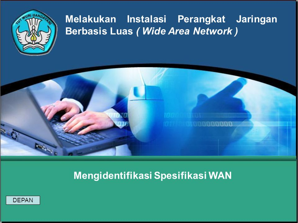 Mengidentifikasi Spesifikasi WAN