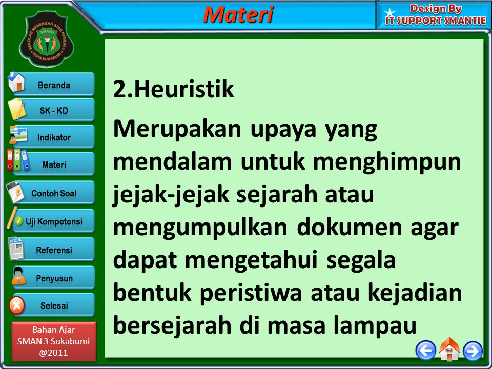 Materi 2.Heuristik.