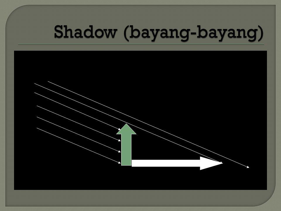 Shadow (bayang-bayang)