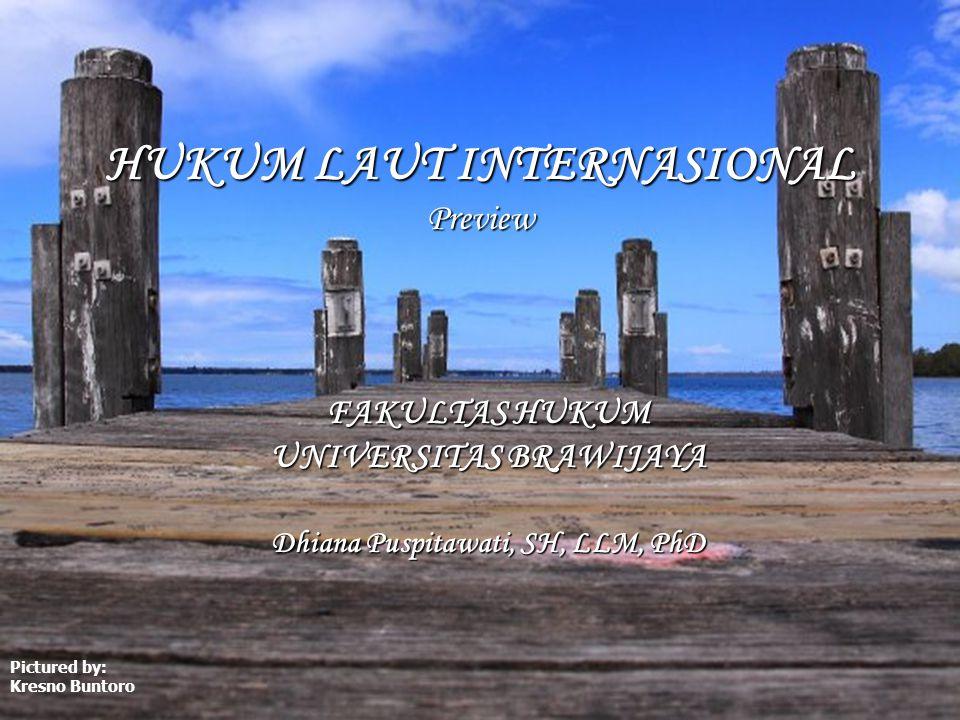 HUKUM LAUT INTERNASIONAL Preview