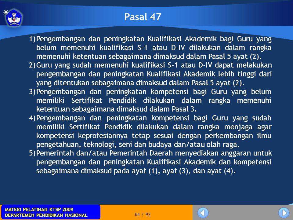 Pasal 47