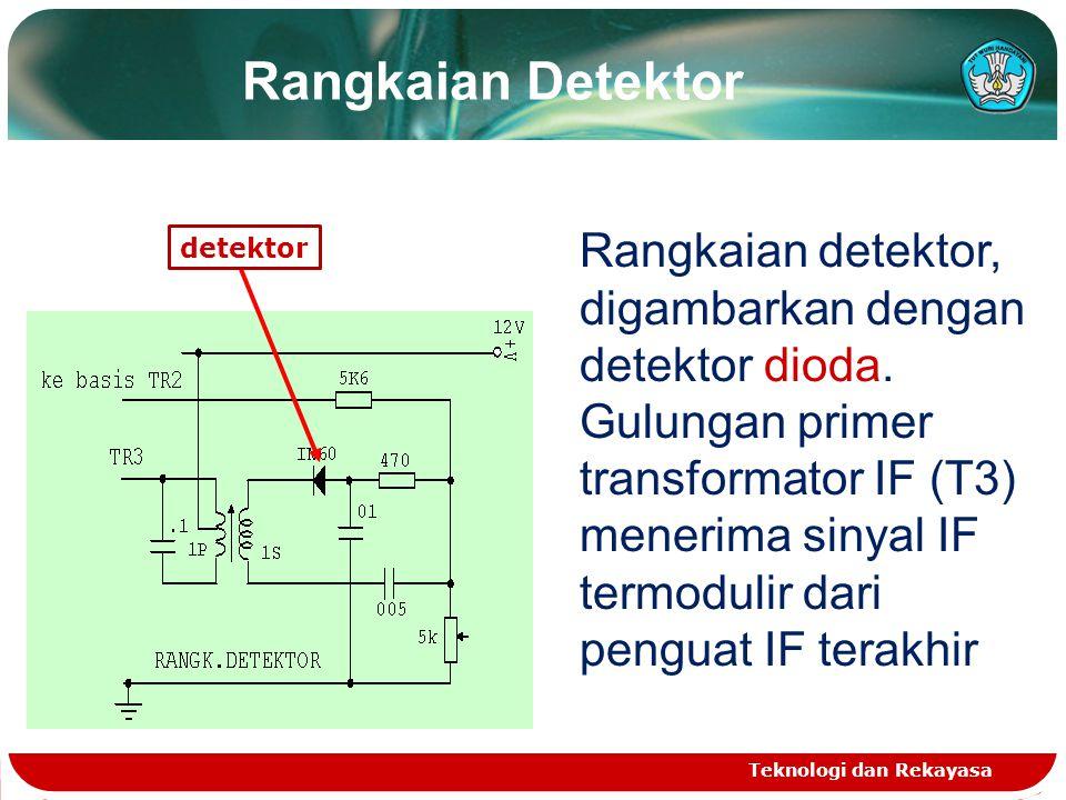 Rangkaian Detektor
