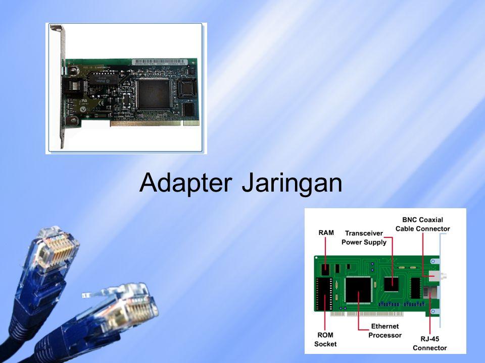 Adapter Jaringan
