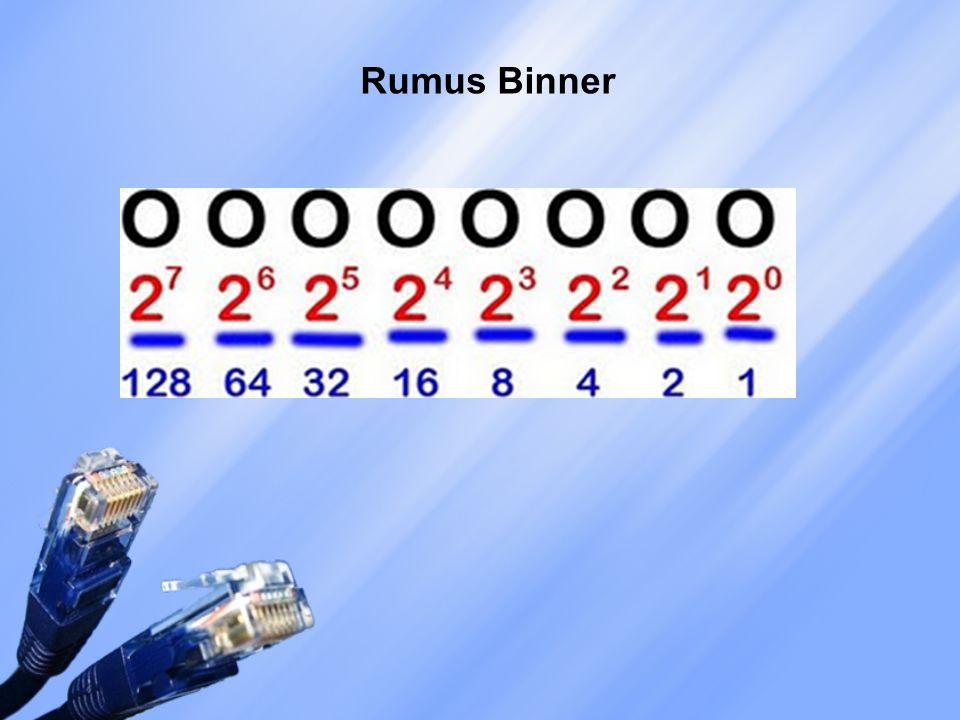 Rumus Binner
