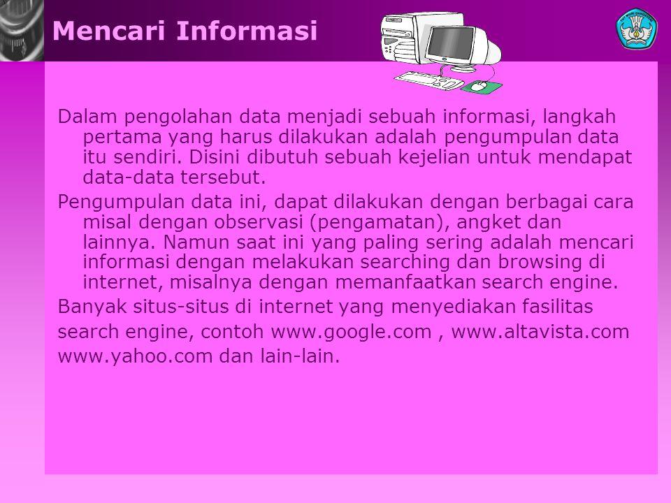Mencari Informasi