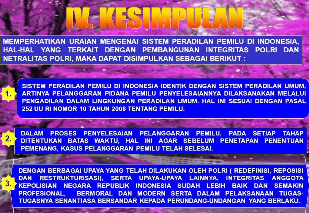 IV. KESIMPULAN