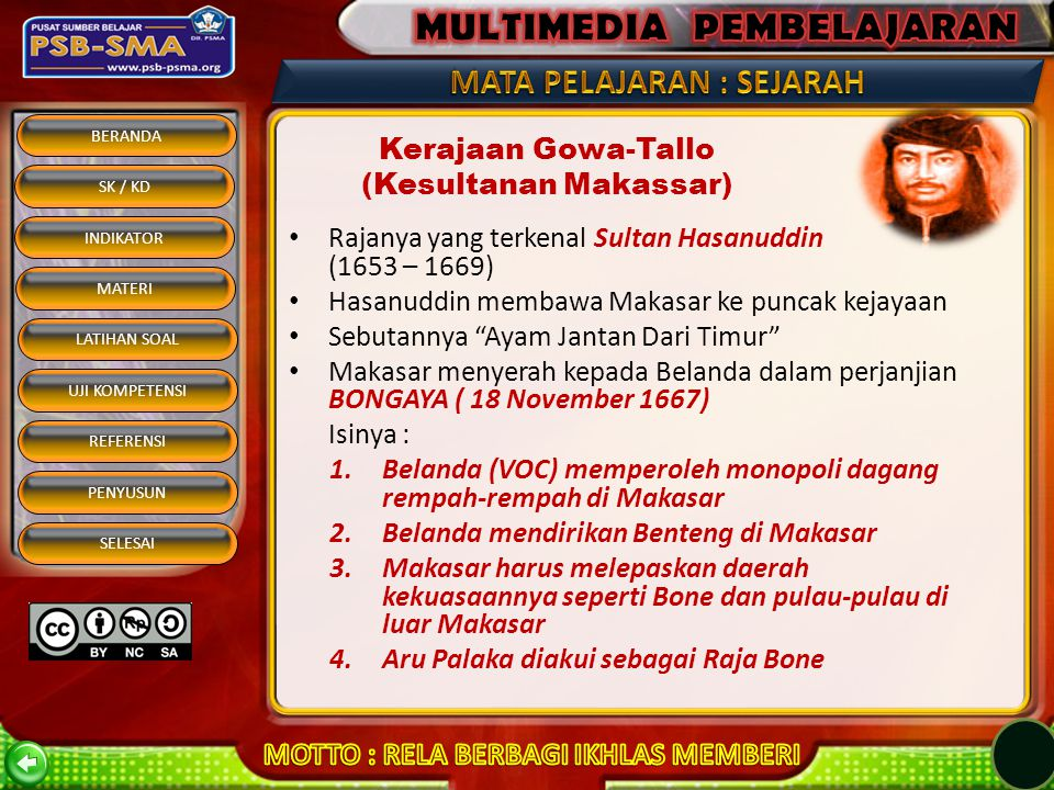 Kerajaan Gowa-Tallo (Kesultanan Makassar)