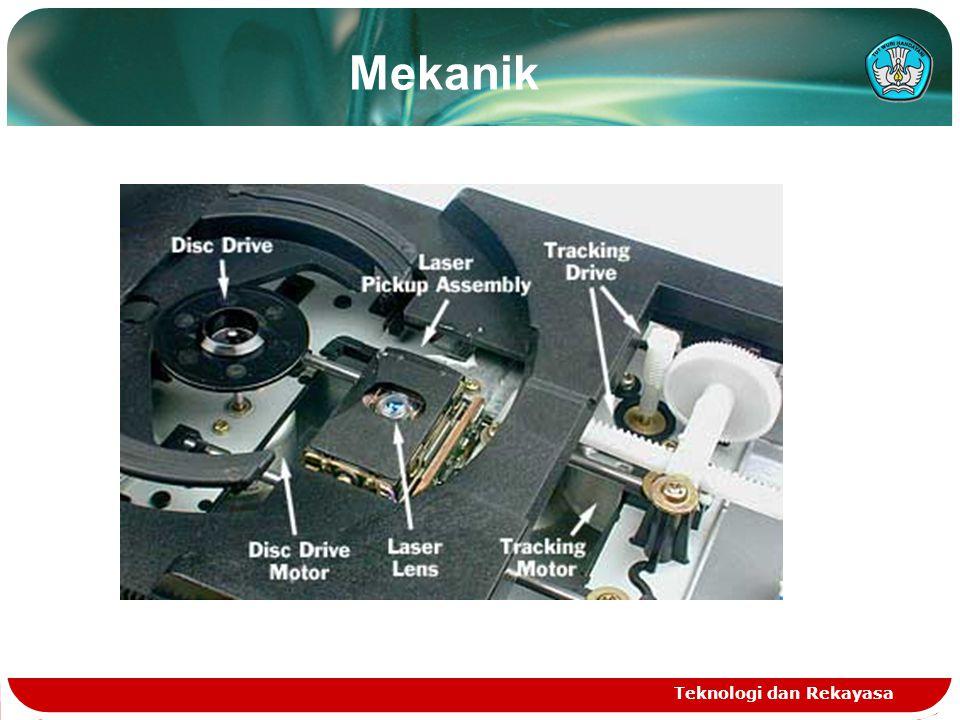 Mekanik Teknologi dan Rekayasa