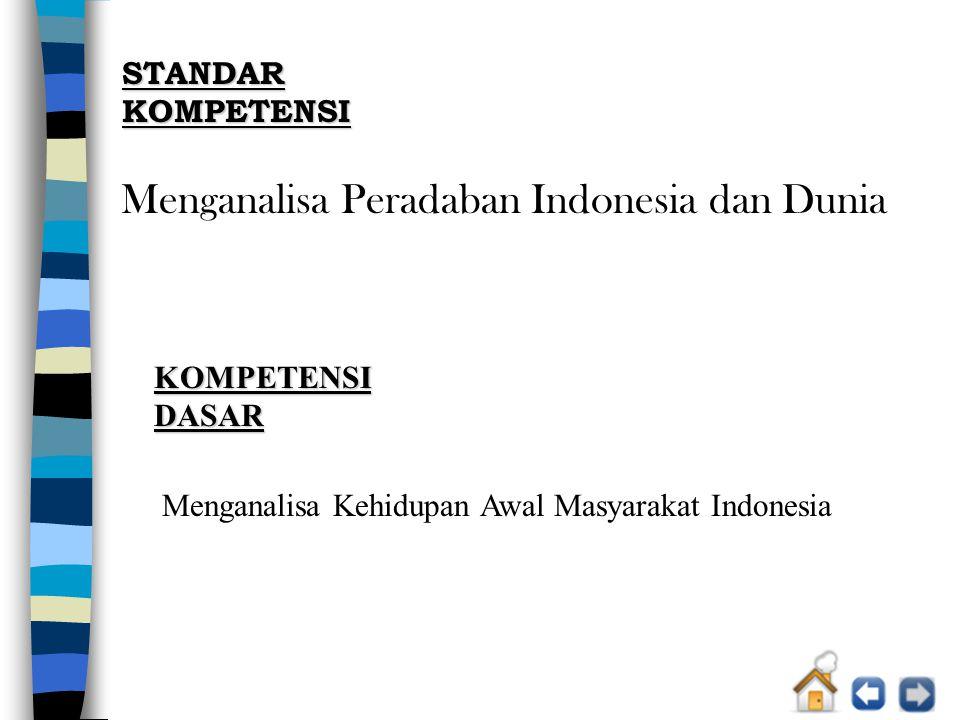 Menganalisa Peradaban Indonesia dan Dunia