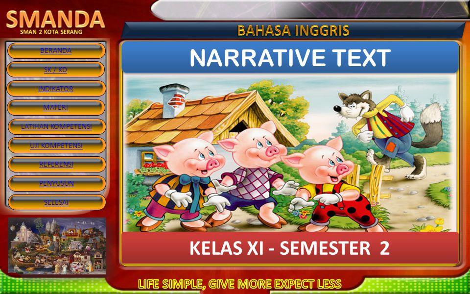 NARRATIVE TEXT KELAS XI - SEMESTER 2
