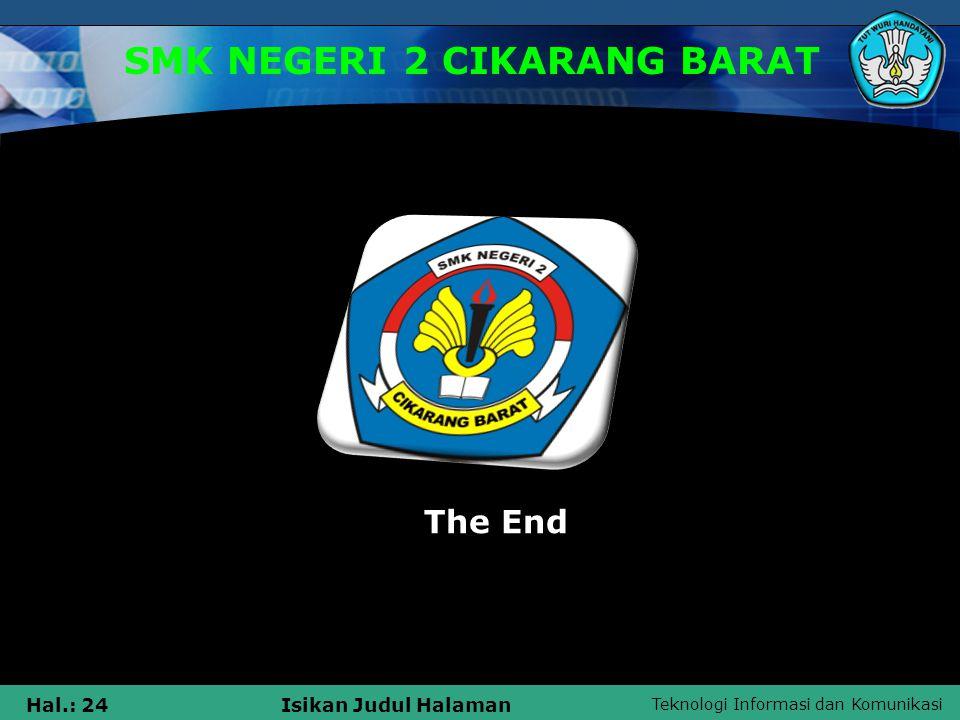 SMK NEGERI 2 CIKARANG BARAT