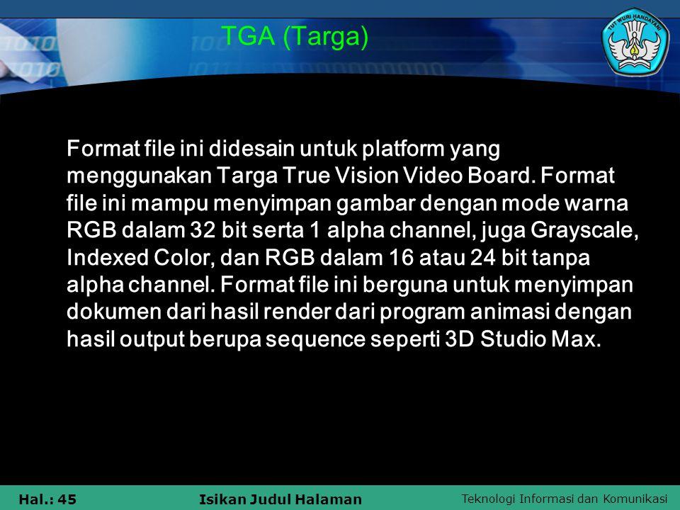 TGA (Targa)