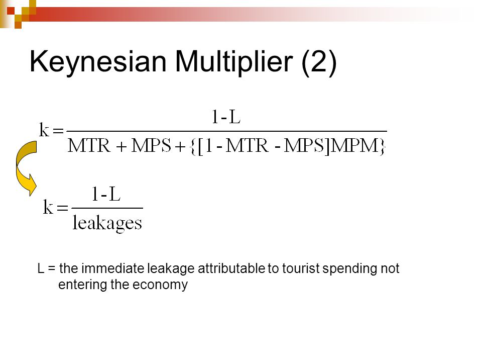 Keynesian Multiplier (2)