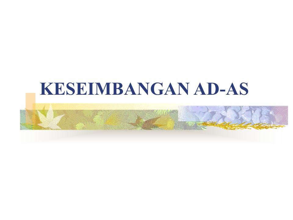 KESEIMBANGAN AD-AS