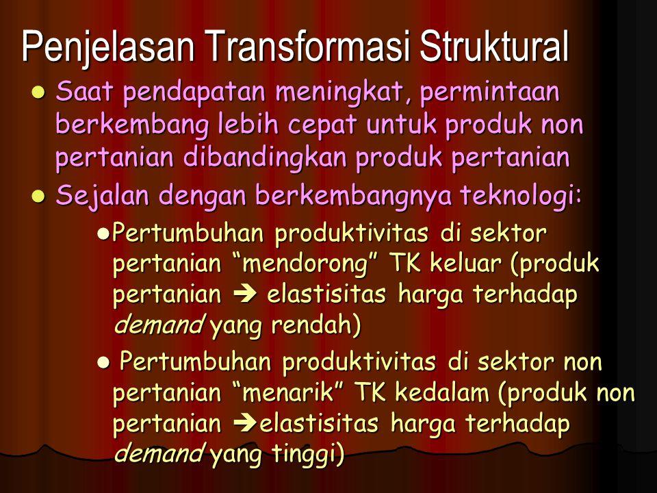 Penjelasan Transformasi Struktural