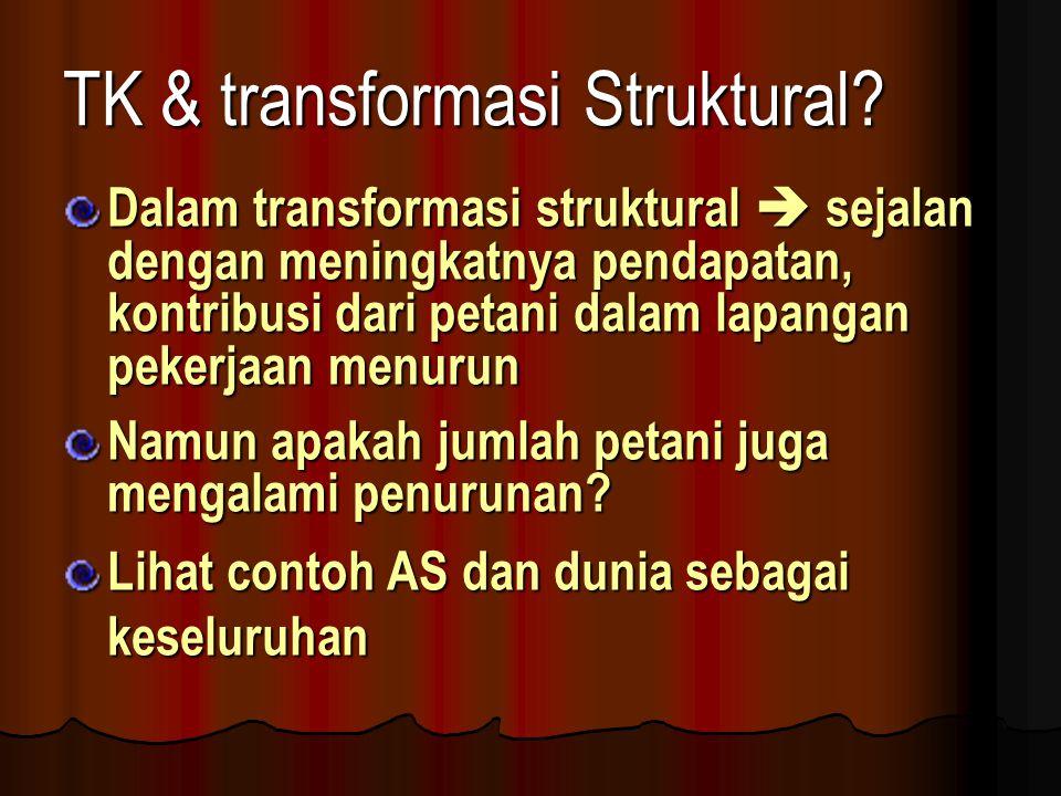 TK & transformasi Struktural