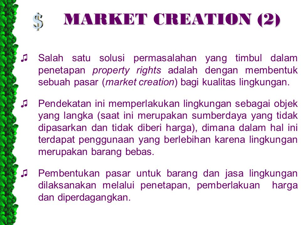 MARKET CREATION (2)