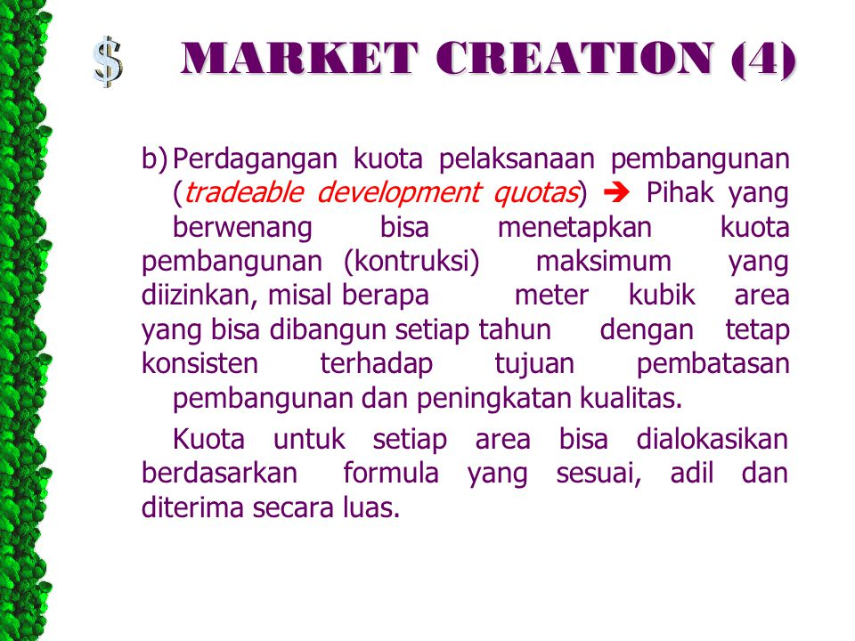 MARKET CREATION (4)