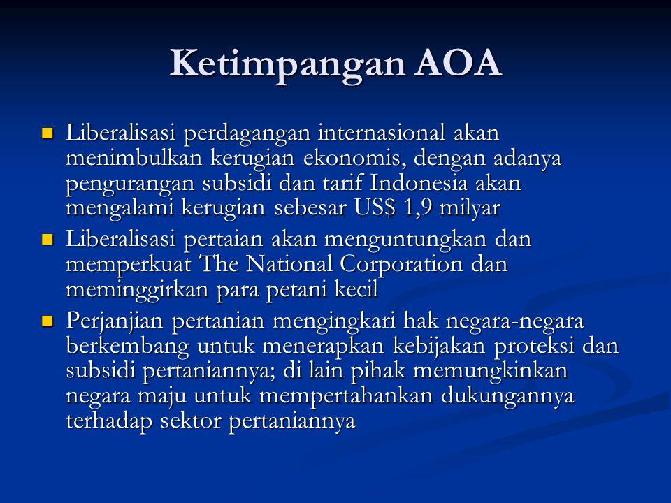 Ketimpangan AOA