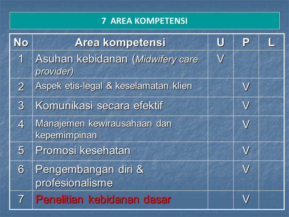 Asuhan kebidanan (Midwifery care provider) V 2 3