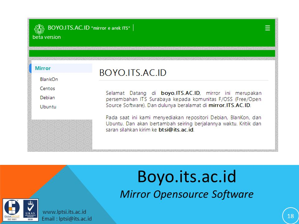 Boyo.its.ac.id Mirror Opensource Software