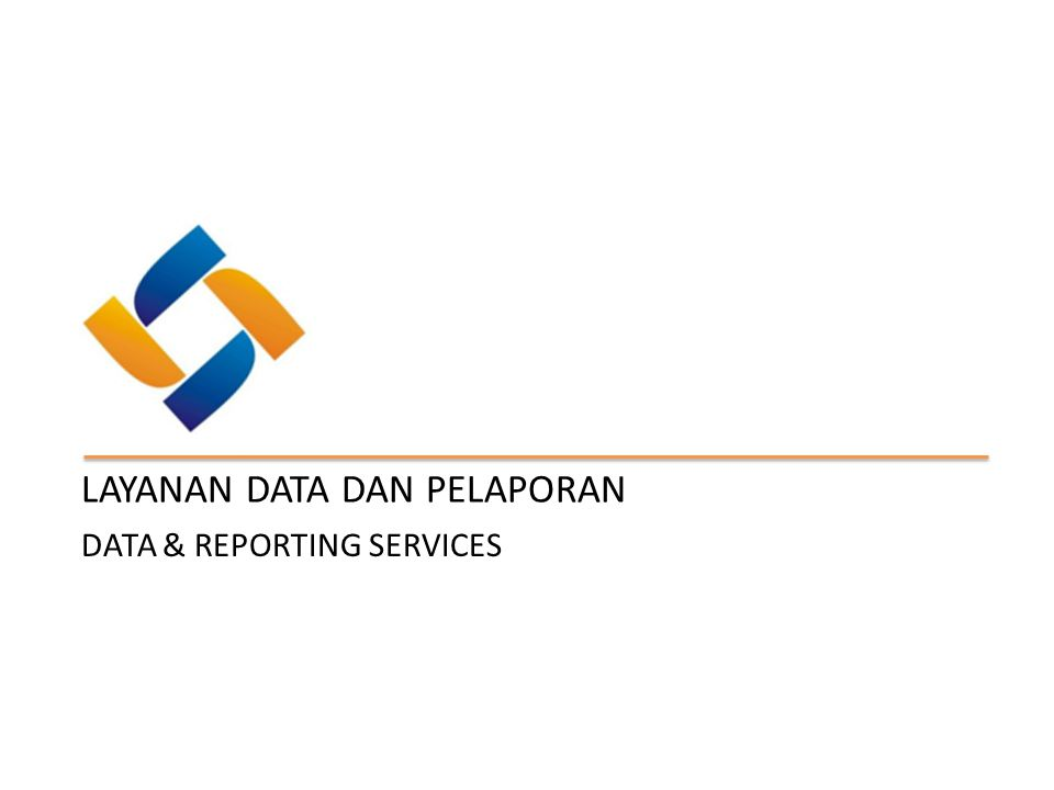 DATA & REPORTING SERVICES
