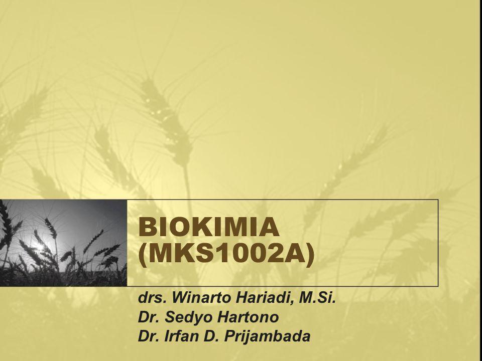 drs. Winarto Hariadi, M.Si. Dr. Sedyo Hartono Dr. Irfan D. Prijambada