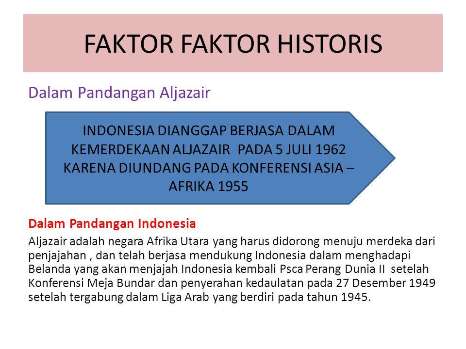 FAKTOR FAKTOR HISTORIS