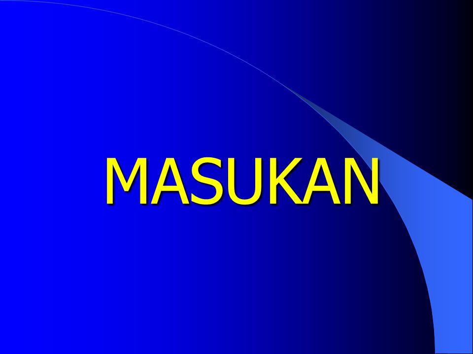 MASUKAN