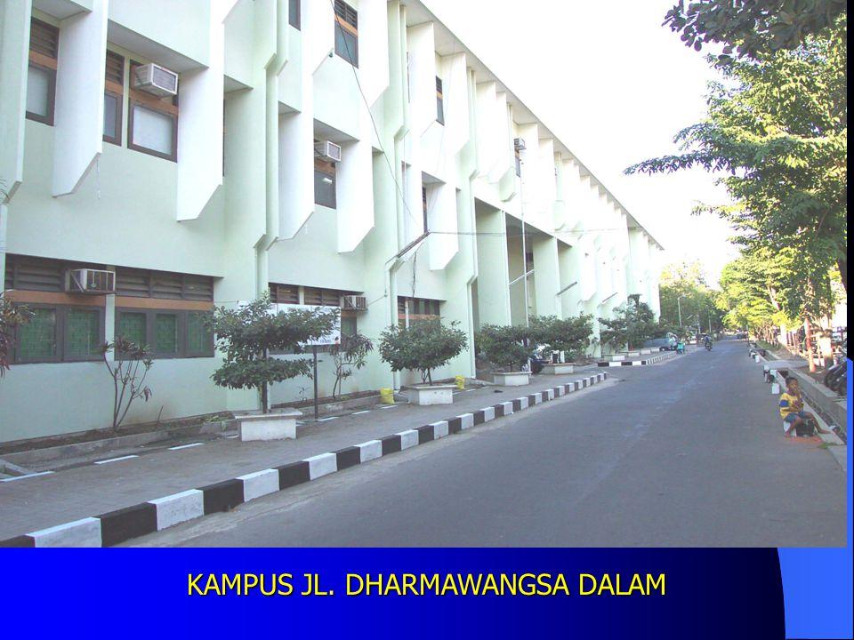 KAMPUS JL. DHARMAWANGSA DALAM