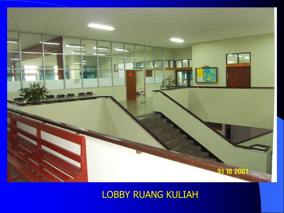 LOBBY RUANG KULIAH