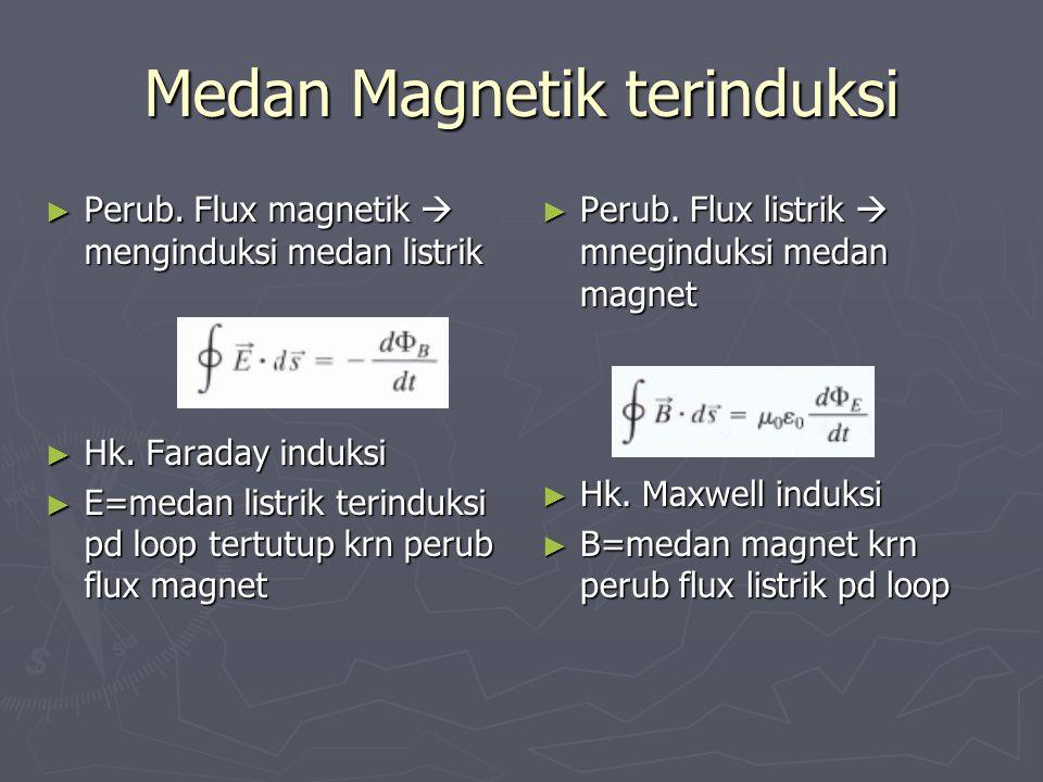 Medan Magnetik terinduksi