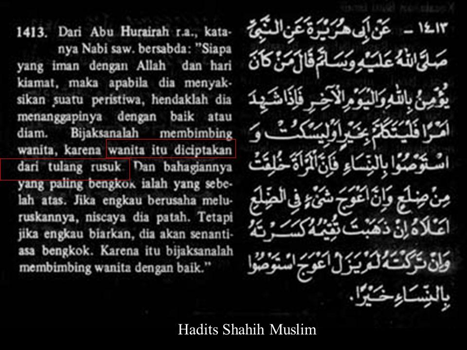 Hadits Shahih Muslim