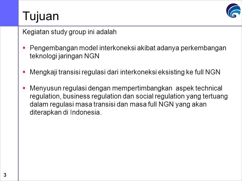 Tujuan Kegiatan study group ini adalah