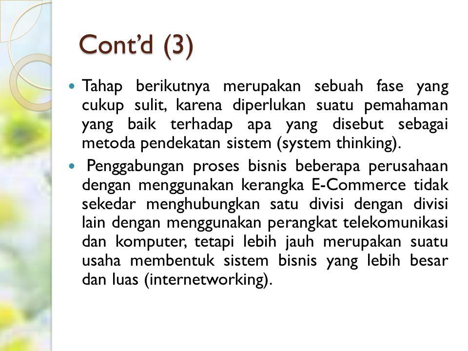 Cont'd (3)