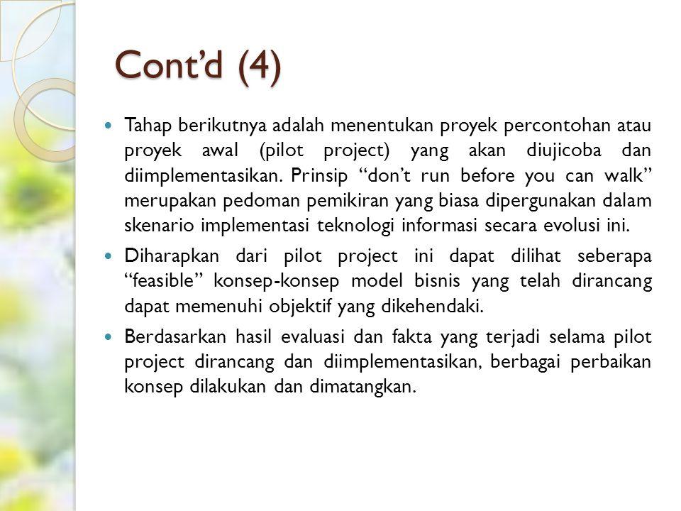 Cont'd (4)