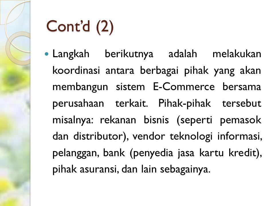 Cont'd (2)