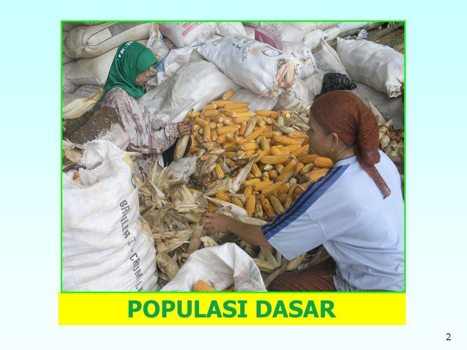 POPULASI DASAR