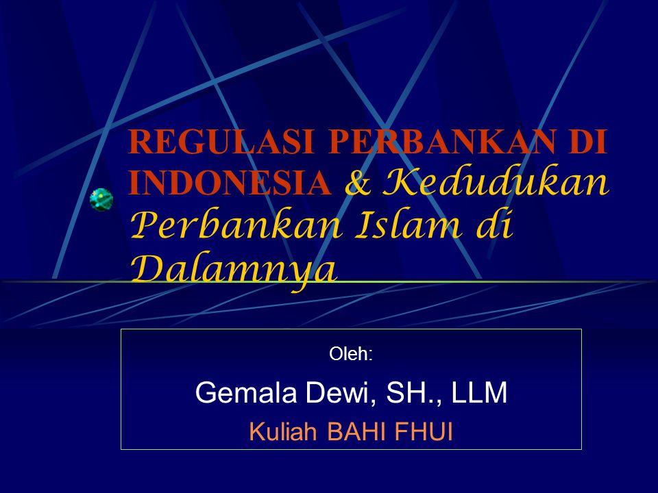 Oleh: Gemala Dewi, SH., LLM Kuliah BAHI FHUI
