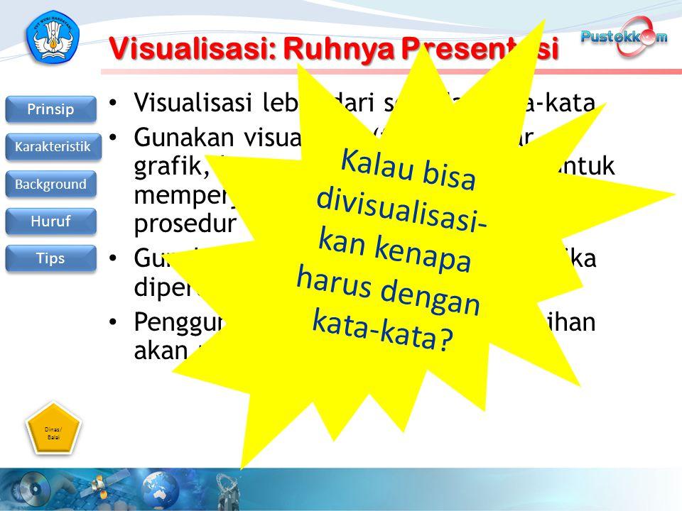 Visualisasi: Ruhnya Presentasi