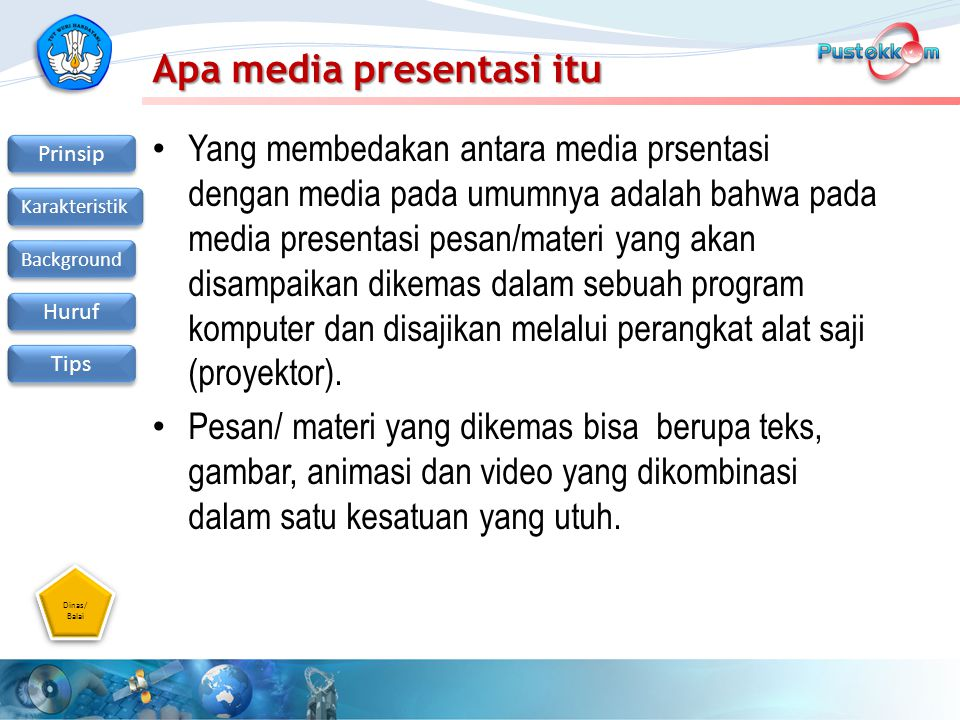 Apa media presentasi itu