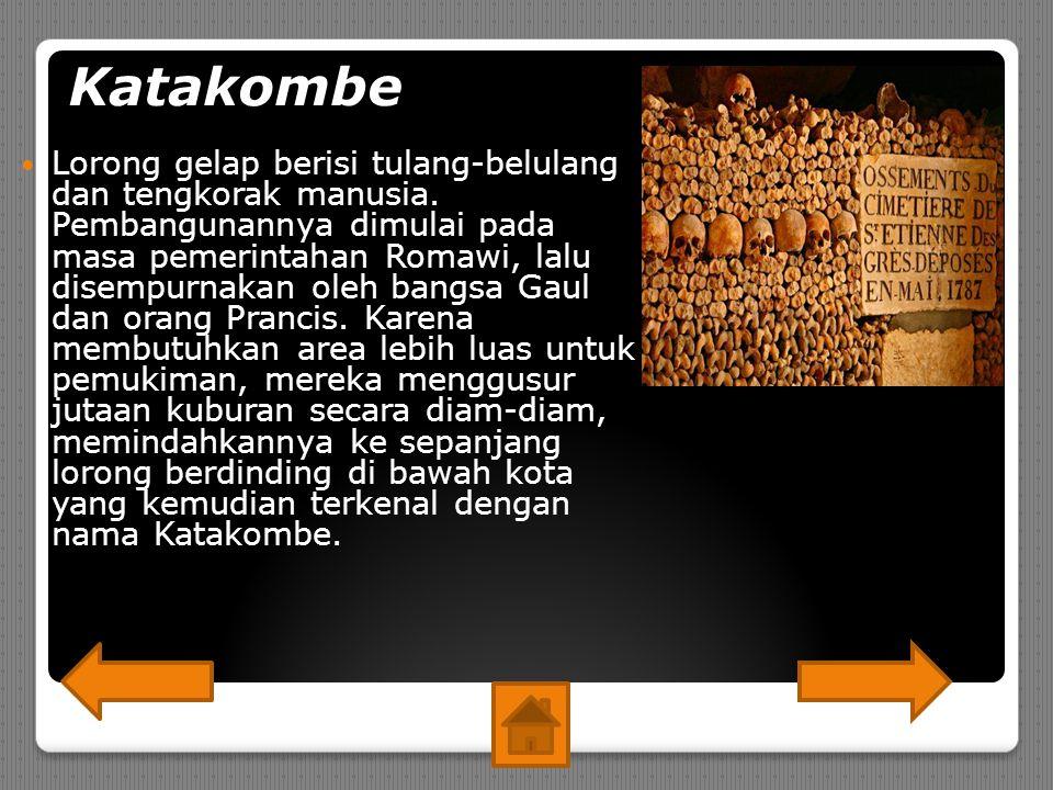 Katakombe