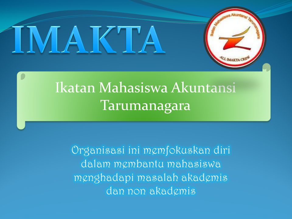Ikatan Mahasiswa Akuntansi Tarumanagara