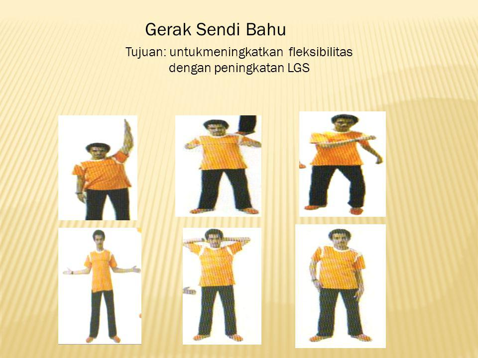 Tujuan: untukmeningkatkan fleksibilitas dengan peningkatan LGS