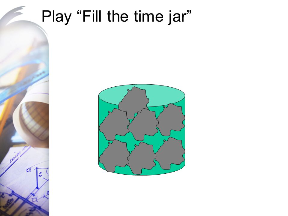 Play Fill the time jar