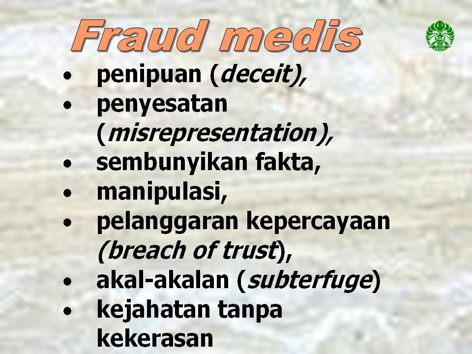 Fraud medis