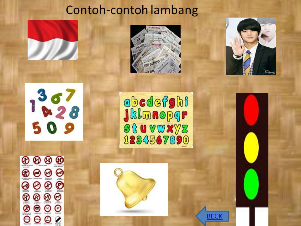 Contoh-contoh lambang