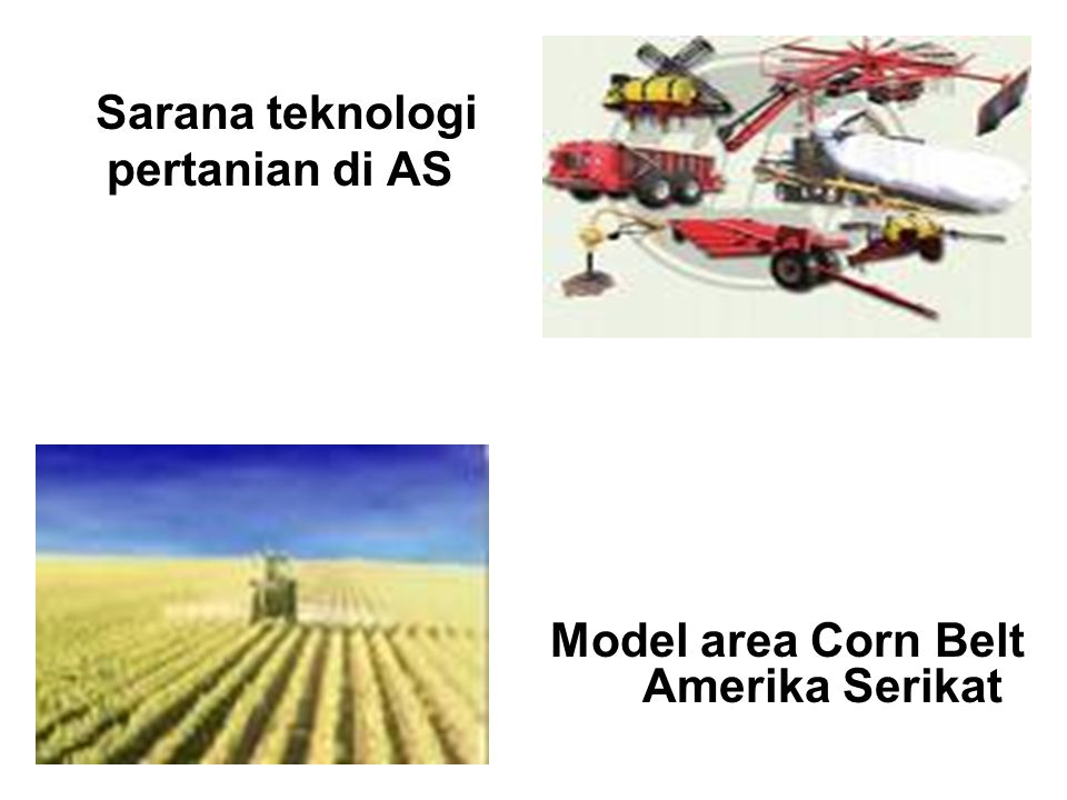 Model area Corn Belt Amerika Serikat