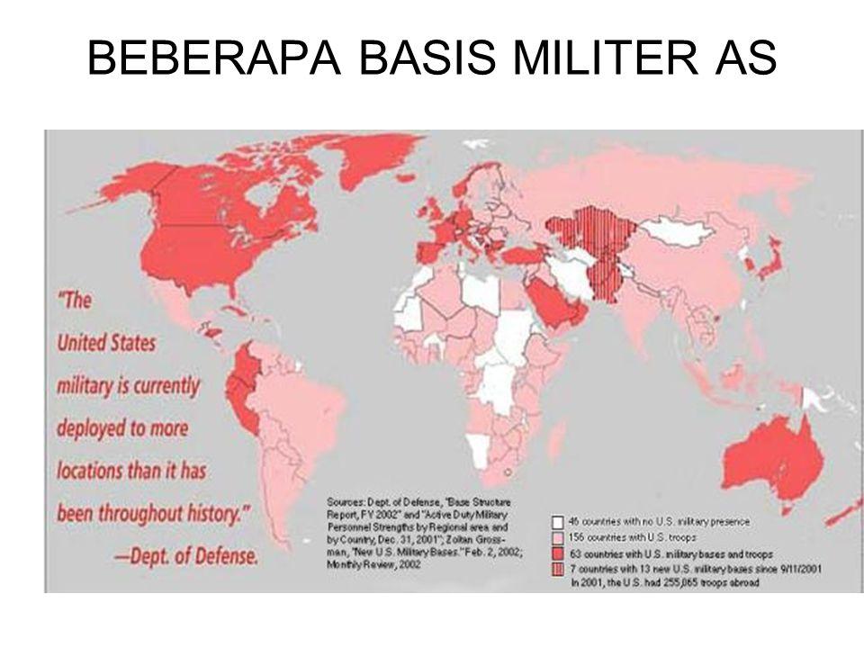 BEBERAPA BASIS MILITER AS